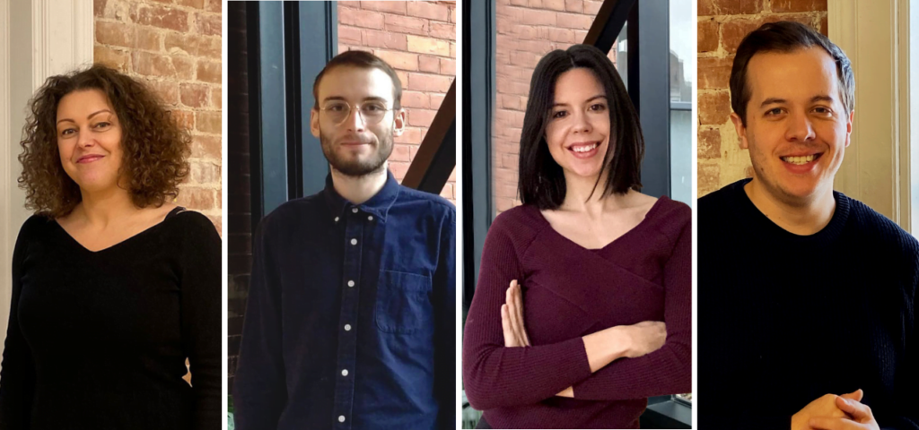 Bonjour Startup Montréal consolidates its team to start the new year