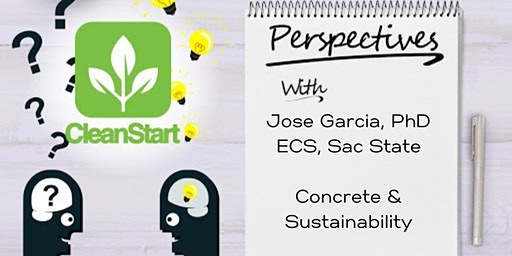 CleanStart Perspectives Looks at Sustainability and Concrete