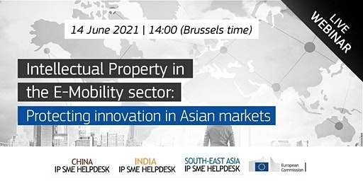 Intellectual Property in Asia for the E-Mobility sector