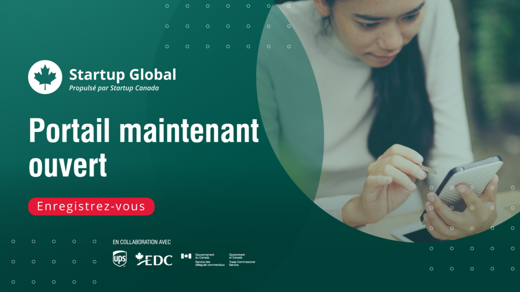 Startup Global Pitch Competition